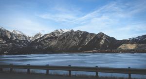 Lac Des Arc Mountains