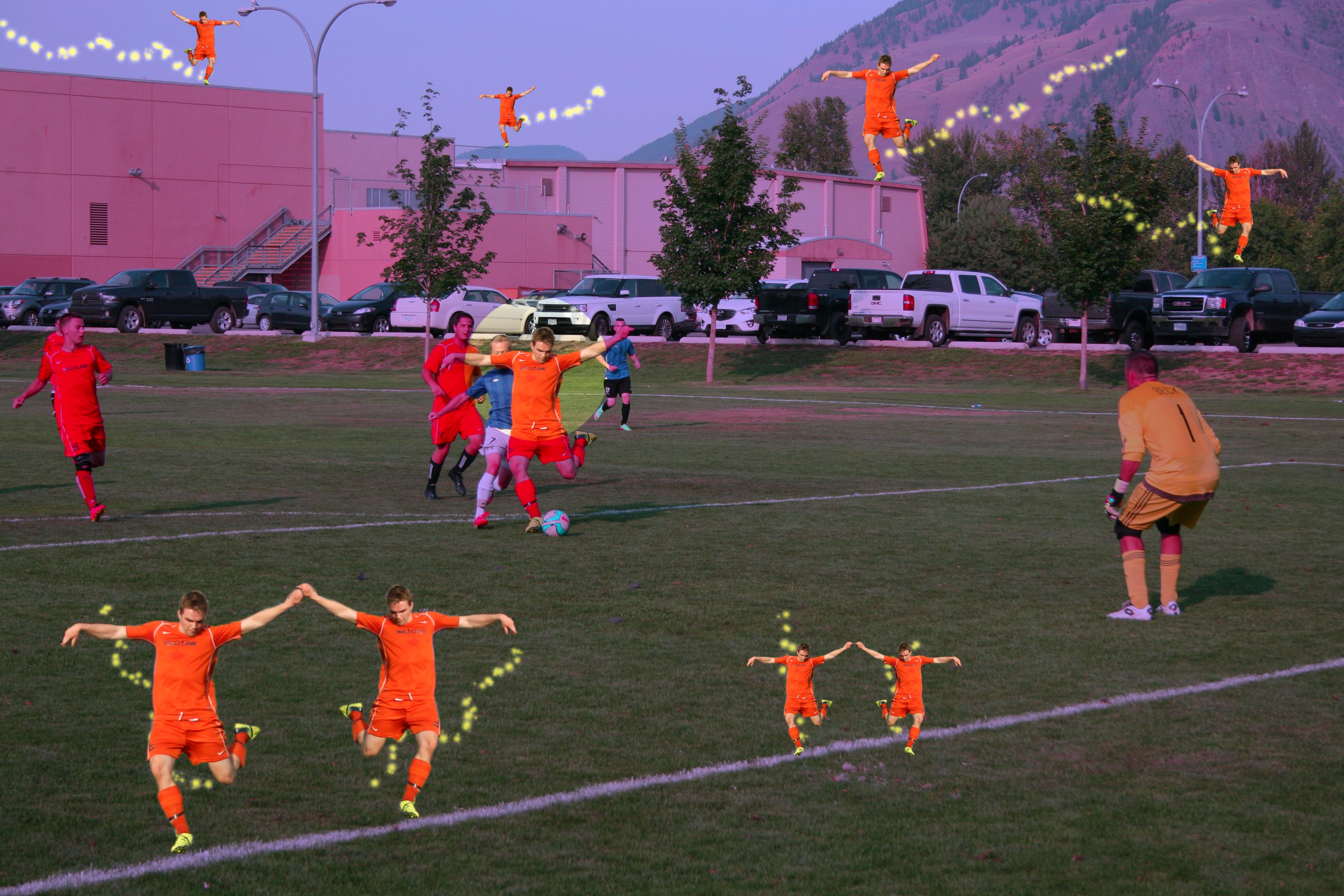 Kamloops Soccer Edit Dancing Fairy Player