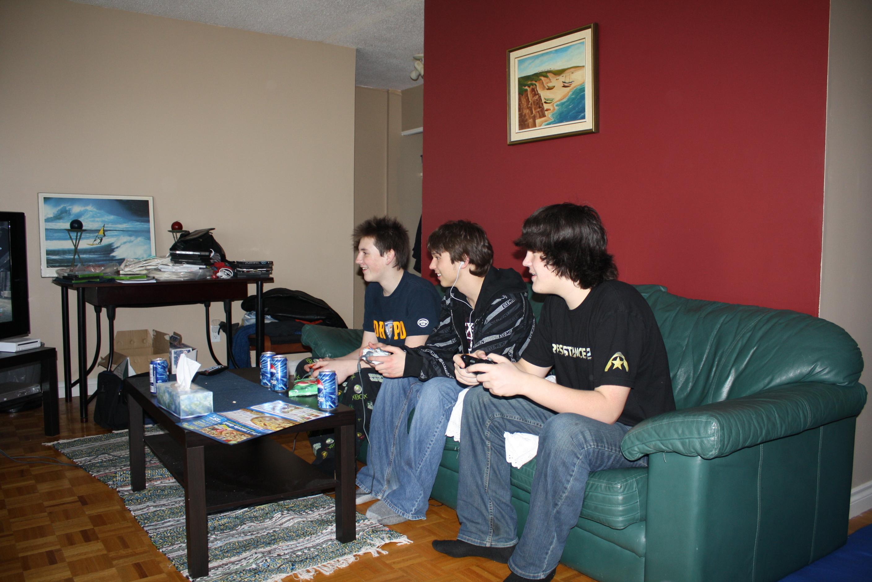 David, Ben & Justyn Gaming